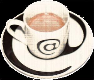 koffie (Ondertussen bij de koffieautomaat…)