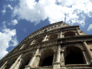Coloseum (Every day I write the book)